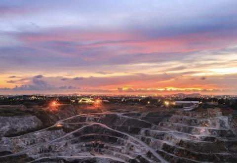 Gold mining bca
